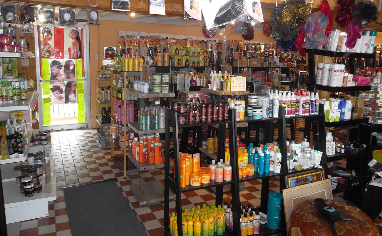 Le karit multiservices salon de coiffure boutique de beaut picerie exotique boutique - Salon de coiffure place ste foy ...